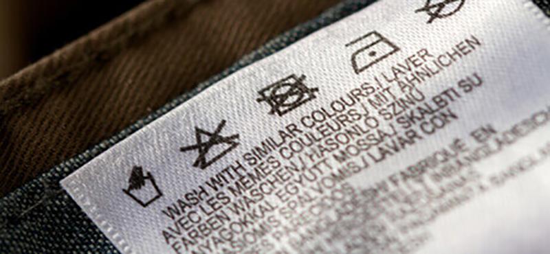 Etiqueta de Composição para Confecção - 1