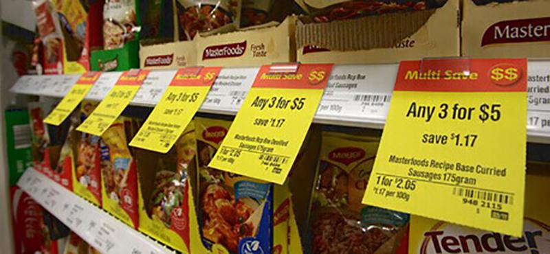 Etiqueta Tag Gôndola Supermercado - 2