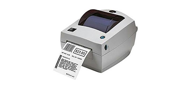 Etiqueta Zebra GC 420T - 1