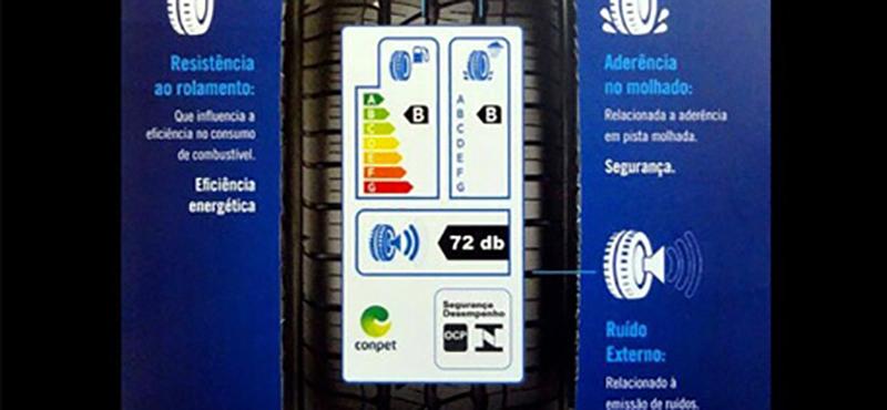 Etiquetas Adesivas para Pneus - 2