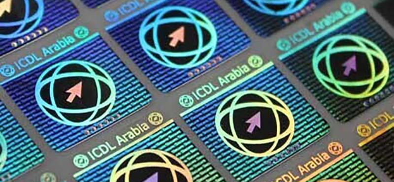 Etiquetas Holográficas personalizadas - 1