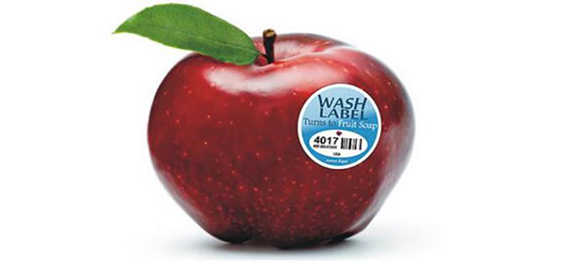 Etiquetas para Frutas E Verduras - 1