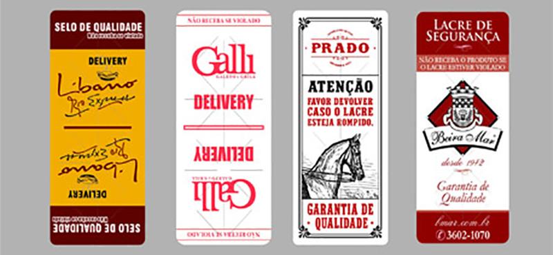 Etiquetas Picotadas - 2