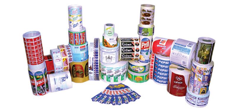 Fabricante de Etiqueta Couche Adesiva - 2