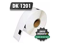Etiqueta Brother DK 1201
