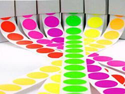 Etiqueta Colorida para Impressora