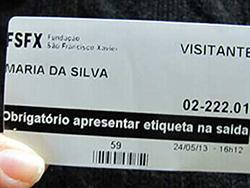 Etiqueta para Hospital