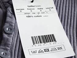 Etiqueta Tag para Roupas