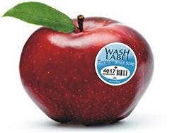 Etiquetas para Frutas E Verduras