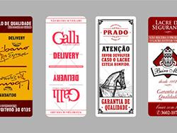 Etiquetas Picotadas